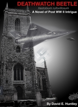 A Post WWII Historical Spy Thriller - Endorsed by Military & Intelligence Historians